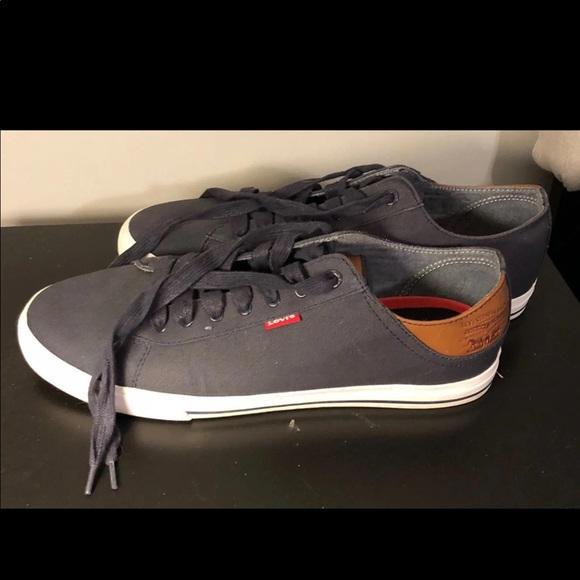 Men's Levi Struss Casual Shoe - Size 13